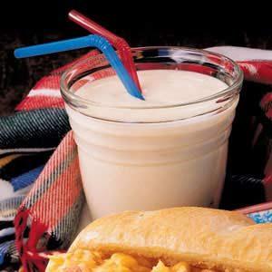 Smooth Vanilla Shakes