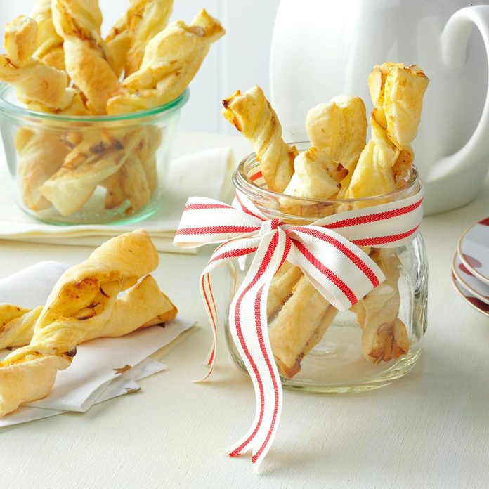 Sweet Almond Twists