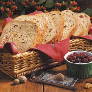 Harvest Fruit Bread
