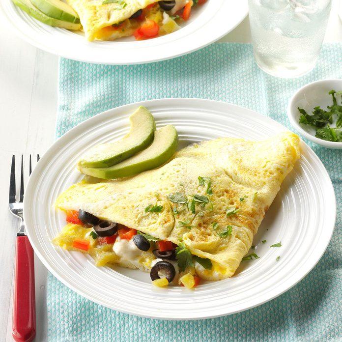 Fiesta Time Omelet