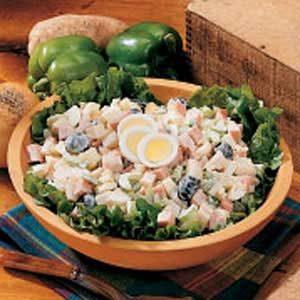 Ham 'n' Spuds Salad