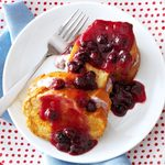 Quicker Blueberry French Toast