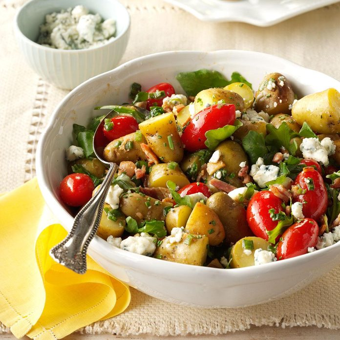 White Ale Potato Salad