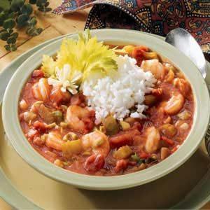 New Orleans Shrimp Creole