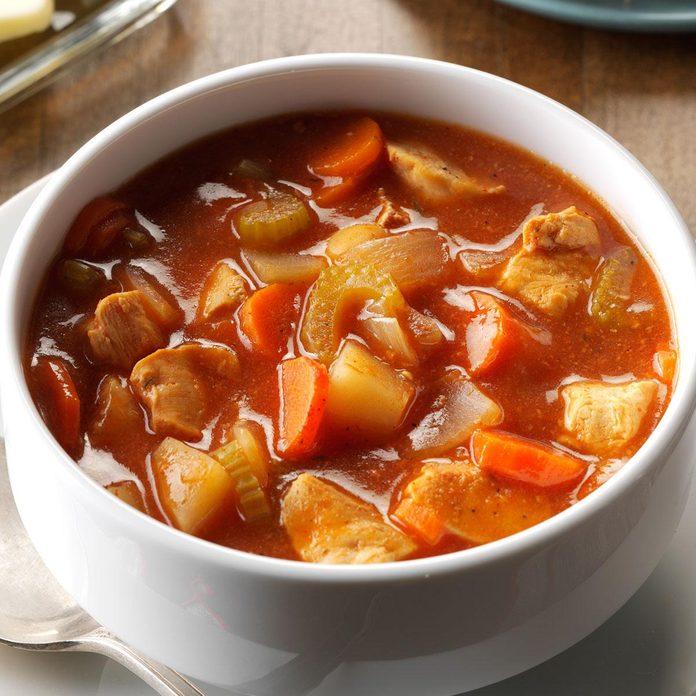 Day 6: Chicken Stew