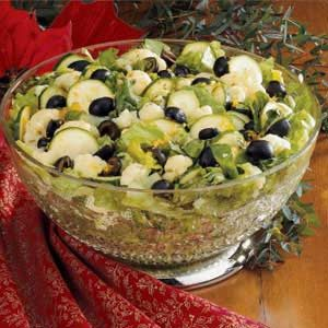 Cauliflower Zucchini Toss