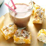 Browned Butter Cereal Bars