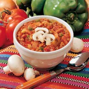 Hearty Italian Chili