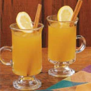 Hot Spiced Punch