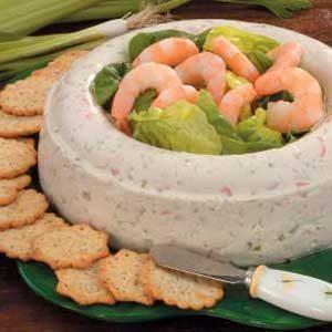 Molded Shrimp Spread