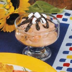 Rocky Road Pudding