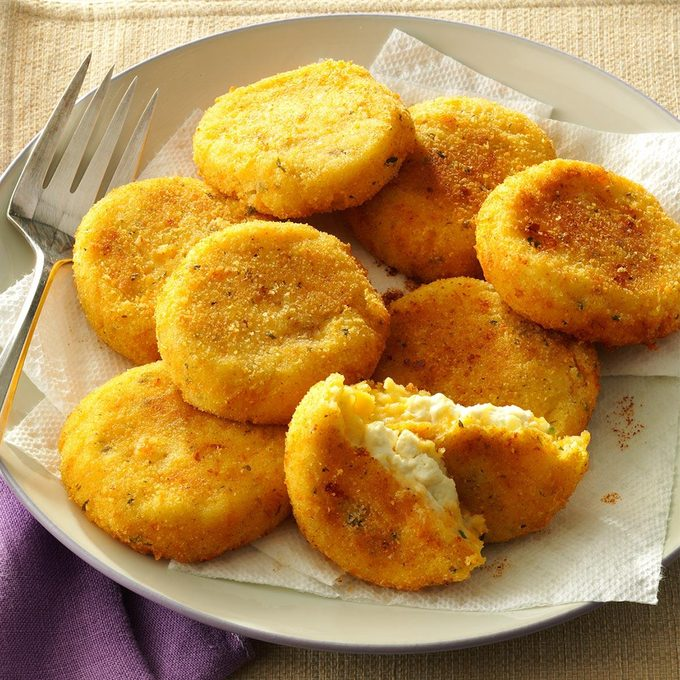 Loaded Stuffed Potato Pancakes