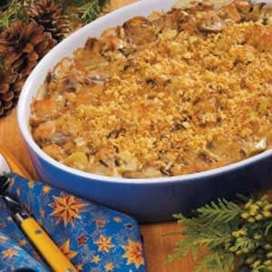 Wild Turkey Rice Bake