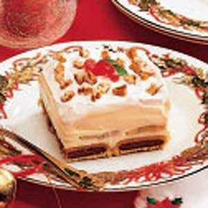 Holiday Fig Torte