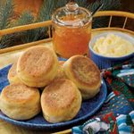 Cheddar English Muffins