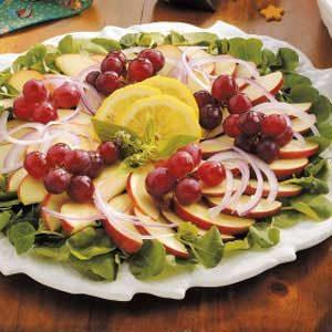 Winter Fruit and Watercress Salad