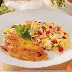 Corn Rice Medley