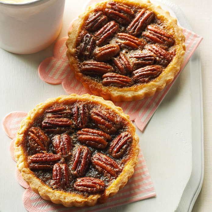 Maple Pecan Tarts