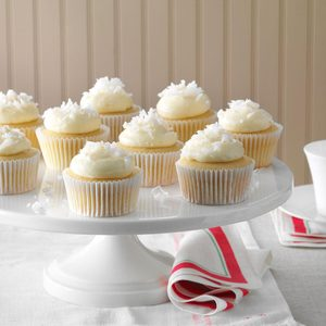 Coconut Dream Cupcakes