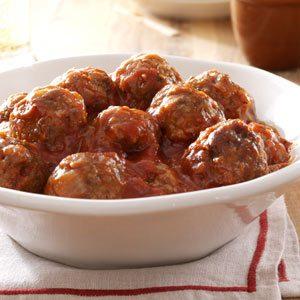 Joe's B.B.Q Barbecue Meatballs