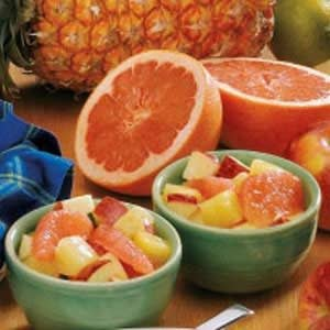 Compote of Fruit