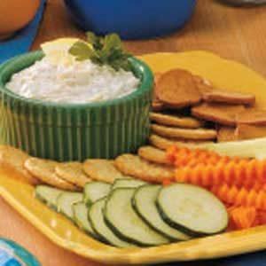 Cream Cheese Clam Dip