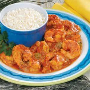 Spicy Island Shrimp