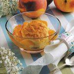 Old-Fashioned Peach Cobbler