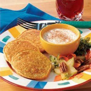 Carrot Pancakes