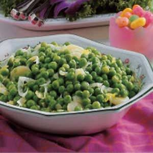 Quick French Peas Recipe