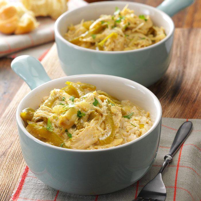 Curry Chicken Stew