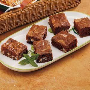 Marbled Chocolate Bars