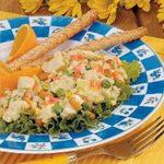 Curried Chicken Barley Salad