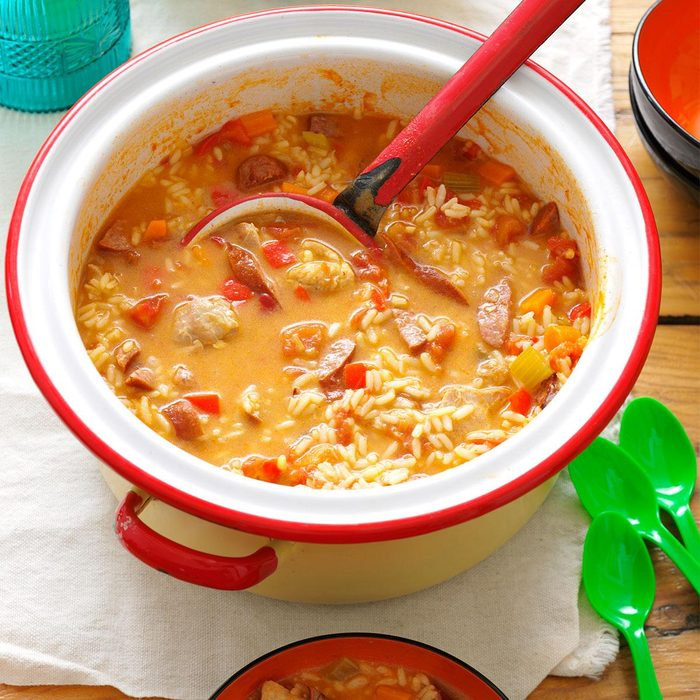 Game Day Gumbo