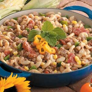 Country Goulash Skillet
