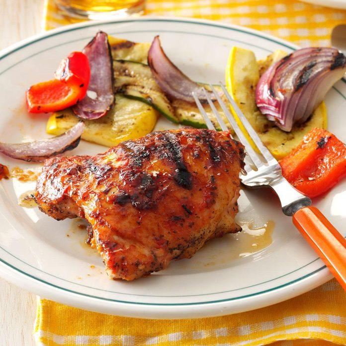Chili Sauce Chicken