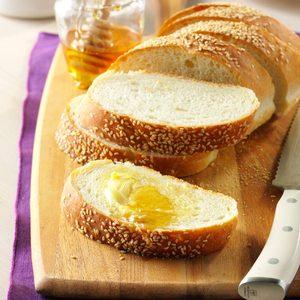 Sesame French Bread
