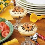 Toasted Coconut Pudding