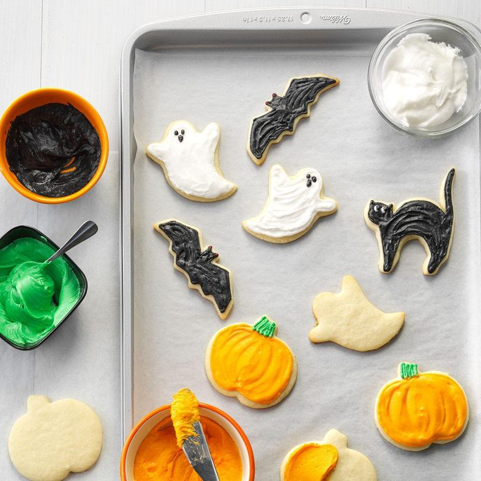 Inspired by: Starbucks Fox Iced Sugar Cookie