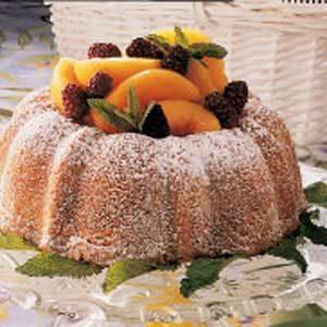Pound Cake Ring