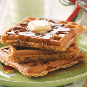 Whole-Grain Waffle Mix