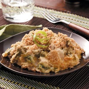 Chicken Asparagus Bake