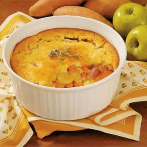 Apple Ham Bake