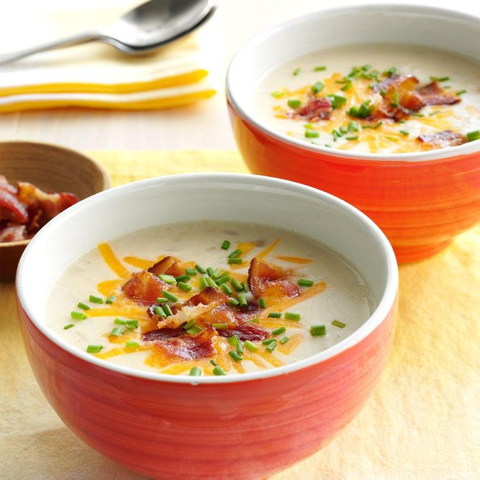Inspired By: O'Charley's Overloaded Potato Soup