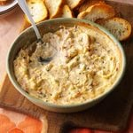 Warm Feta Cheese Dip