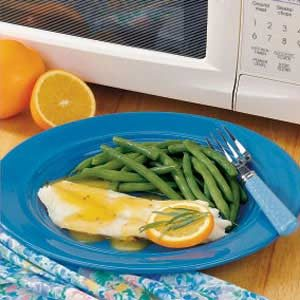 Saucy Orange Roughy