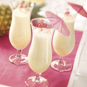 Tropical Pineapple Smoothies