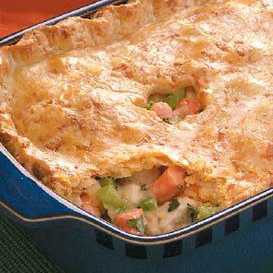 Home-Style Chicken Potpie