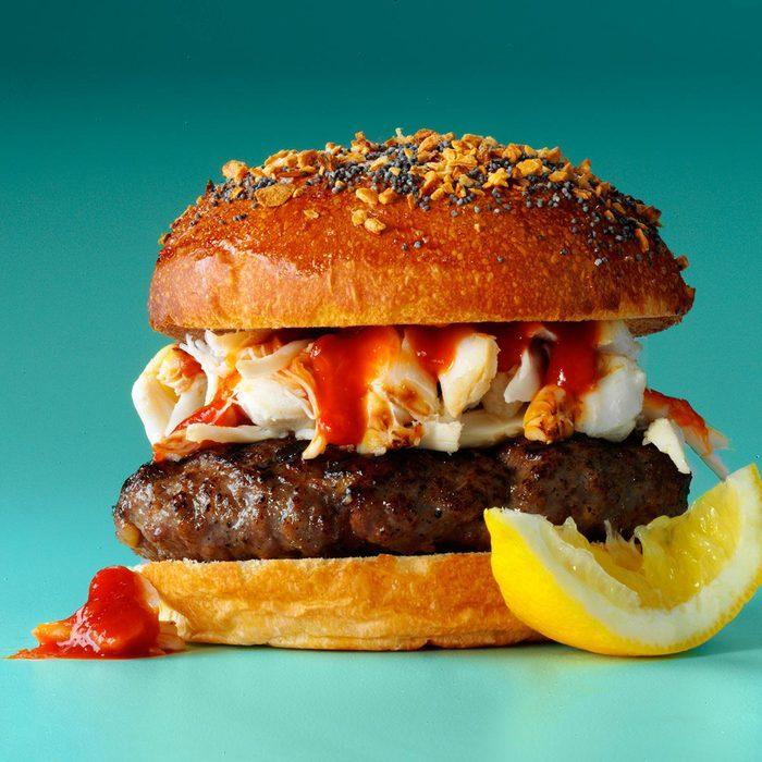 <i>The Endless Summer</i>: Surf '& Turf Burgers
