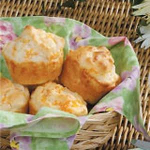 Cheddar Biscuit Cups